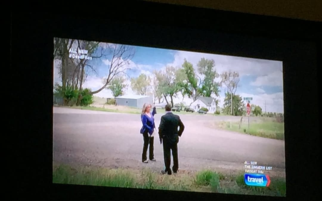 Appearance on the Dead Files