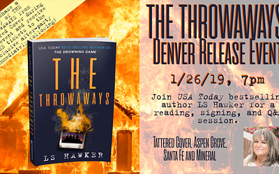 THE THROWAWAYS Denver Release Event