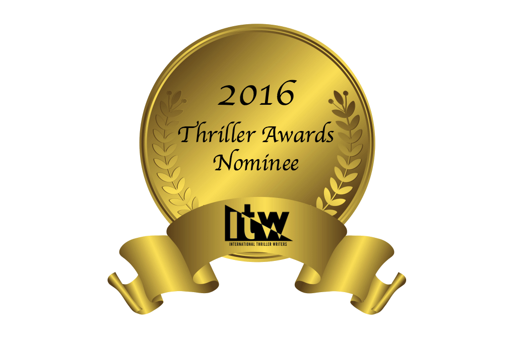 Finalist in the ITW Thriller Awards