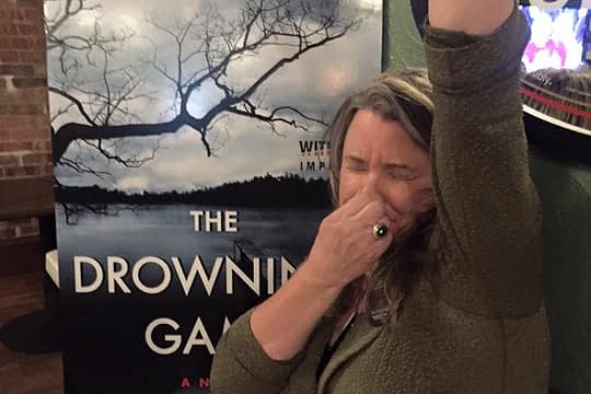 THE DROWNING GAME Release Party
